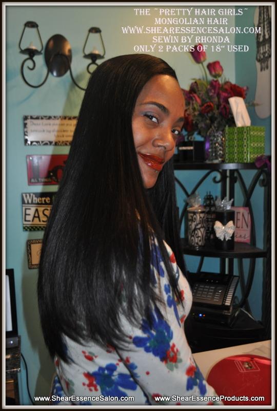 Shear Essence Salon 2015 Personal Blog
